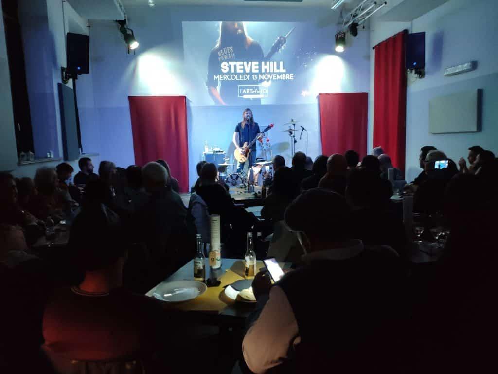 STEVE-HILL